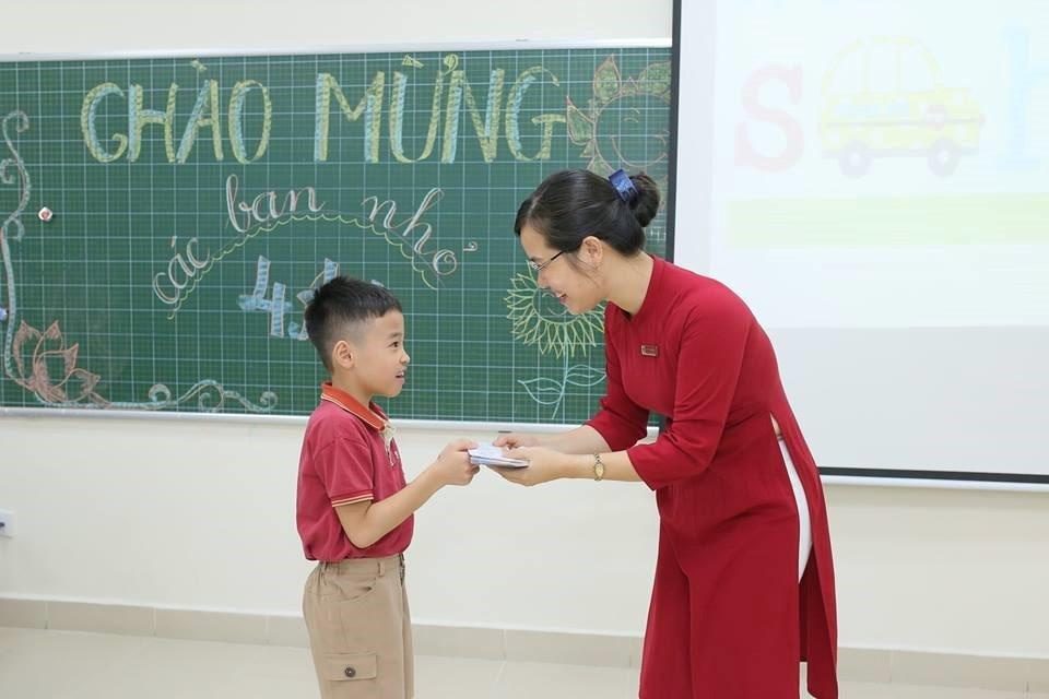 trường tiểu học quốc tế ở hà nội