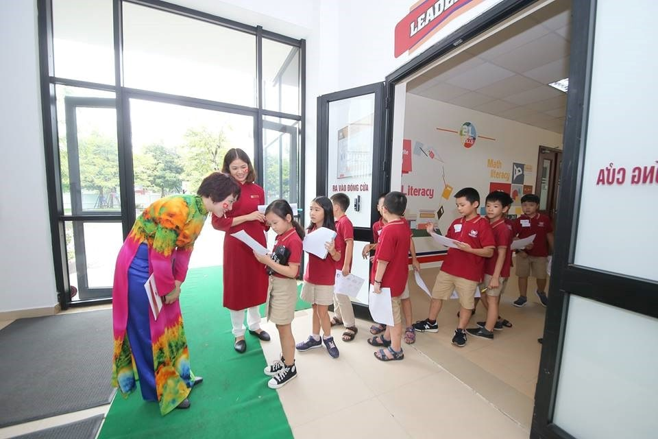 trường tiểu học hà nội