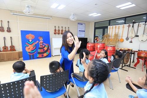 trường tiểu học quốc tế tphcm