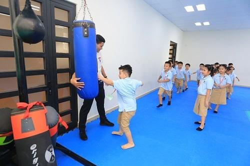 trường tiểu học quốc tế ở tphcm