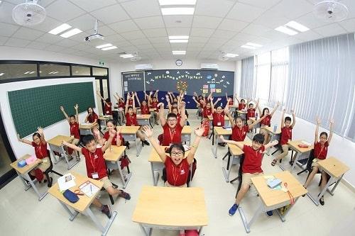 Trường tiểu học hải phòng