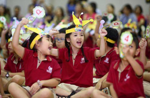 (HP) Ngày hội Lãnh đạo Leadership Day – Tiểu học, Trung học Vinschool Imperia