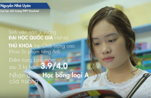 Alumni Talk No.16: Nguyễn Nhã Uyên