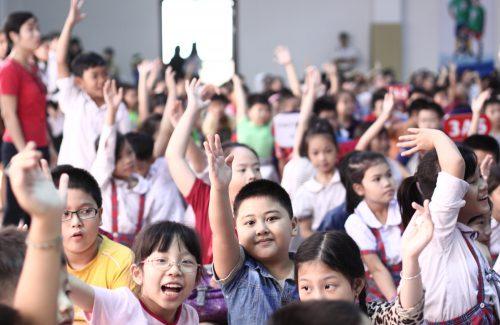 Cuộc thi Vô địch TOEFL Primary 2014 khu vực Đông Nam và Tây Hà Nội