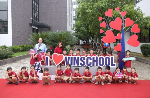 (HN) Opening Ceremony, School year 2018 – 2019 – Vinschool Times City Primary, Middle & High school