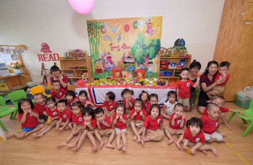 Mid-Autumn Festival 2018 – Vinschool Kindergarten