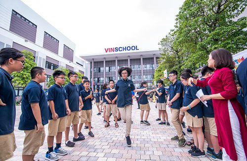 (HN) Opening Ceremony, School year 2018 – 2019 – Vinschool The Harmony Middle & High school