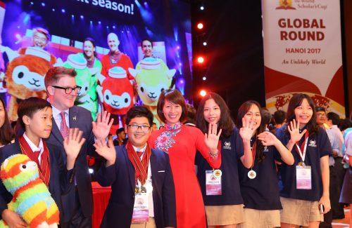 Thông báo V/v: Cuộc thi World Scholar's Cup năm 2018