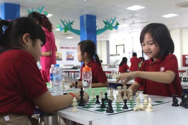 clb cờ vua vinschool