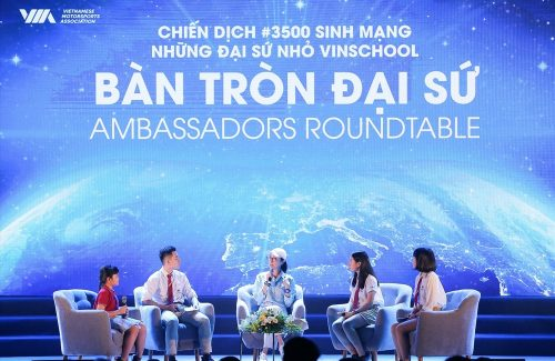 #3500lives: Ambassadors Roundtable