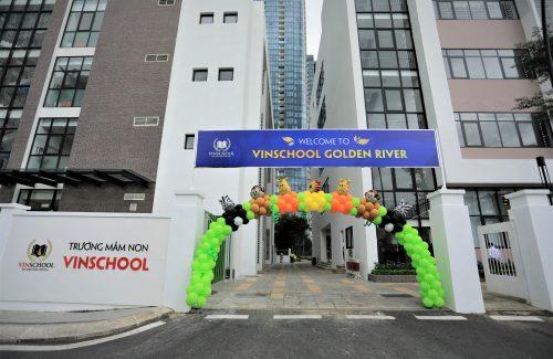 Opeing Ceremony – Vinschool Golden River Kindergarten
