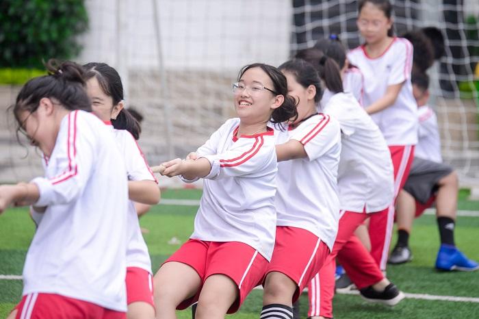 Ngày hội thể thao Vinschool