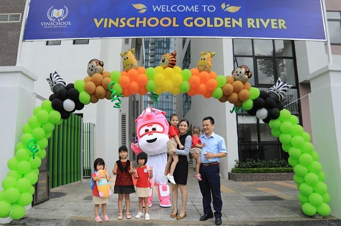 vinschool golden river