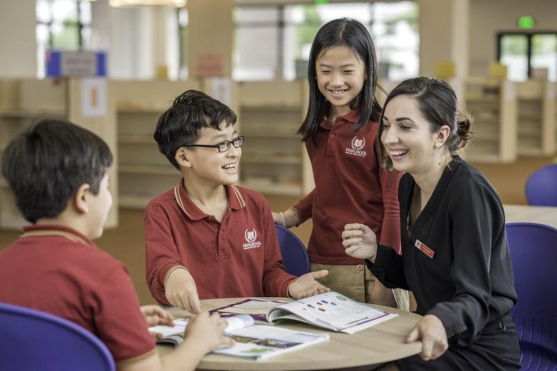 Vinschool thông báo Tuyển sinh năm học 2021-2022