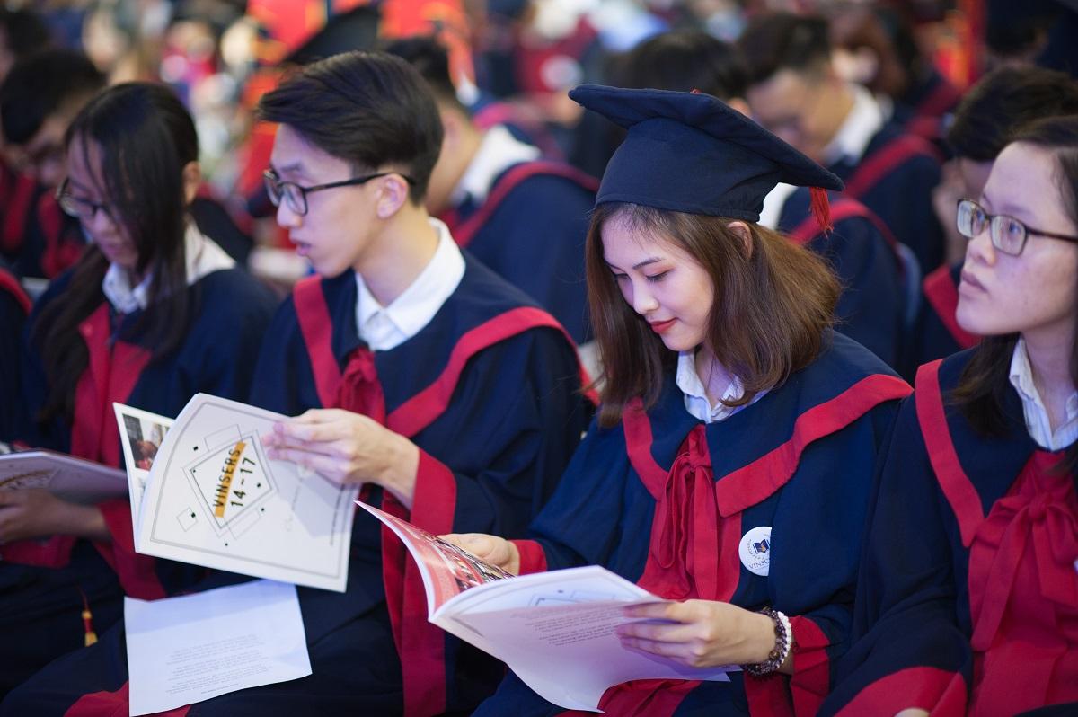 Điểm thi IELTS cao – lợi thế của Vinsers trong việc xét tuyển vào các trường đại học Top đầu trong nước