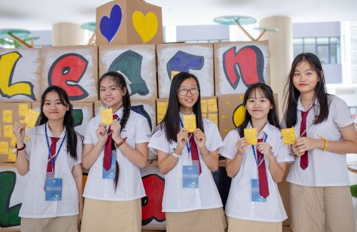 (HCM) Những ấn tượng đáng nhớ trong ngày lễ Tựu trường