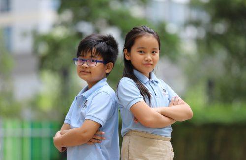 Vinsers xuất sắc giành Huy chương Vàng Kỳ thi Olympic Toán Singapore (kỳ thi giải Toán bằng tiếng Anh lớn nhất Châu Á)
