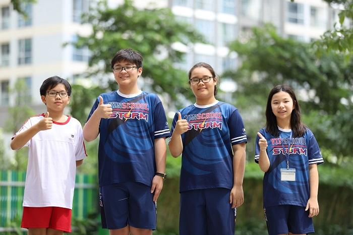 kỳ thi Olympic Toán