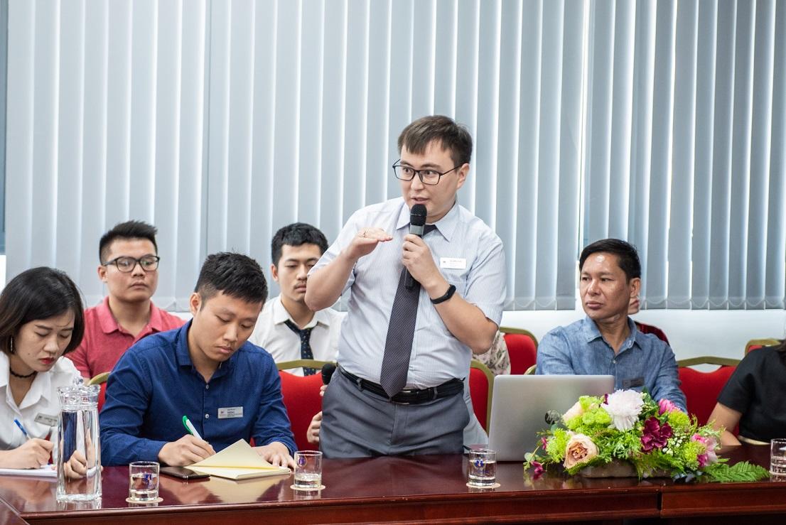 6 Cán bộ Lãnh đạo và Quản lý của Vinschool được cấp chứng chỉ là Chuyên gia Đánh giá Giám định của CIS