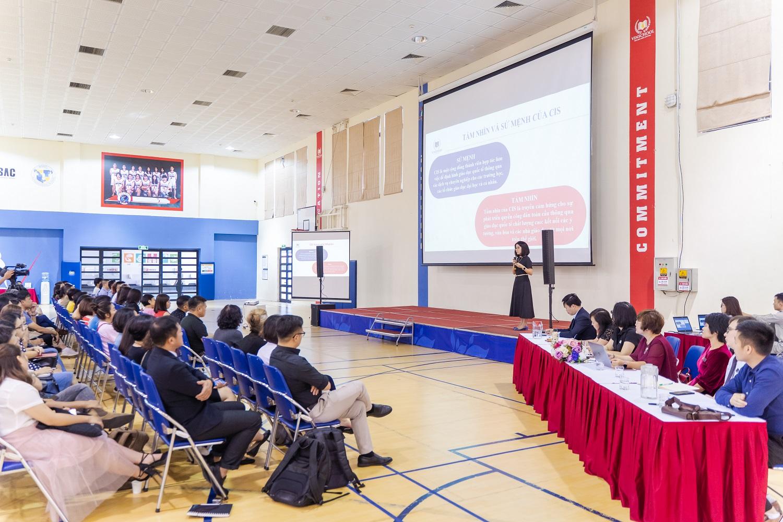 Vinschool trên hành trình hướng tới mục tiêu được giám định bởi CIS