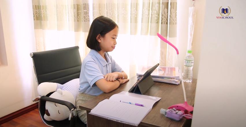 (HCM) Vinschool Tổ Chức Lớp Học Trực Tuyến Như Thế Nào?