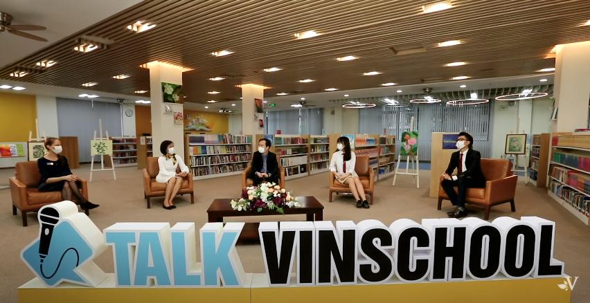 TalkVinschool: Tìm hiểu lộ trình học tập và thông tin tuyển sinh Vinschool bậc THCS và THPT
