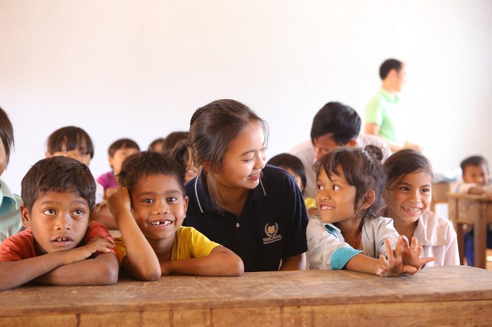 Bridging the gap in education with the Kien tao scholarship program – Vinschool