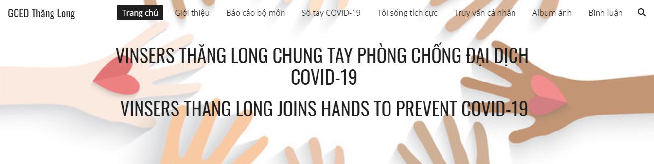 ngăn chặn dịch COVID-19