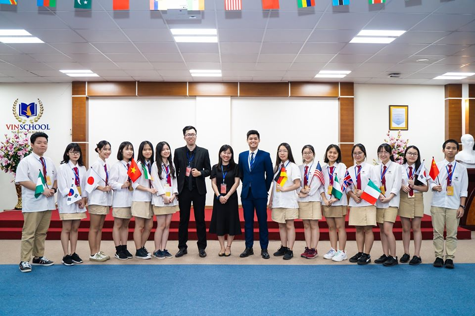 VINMUN 2020 – An United Nations Simulation Conference at Vinschool