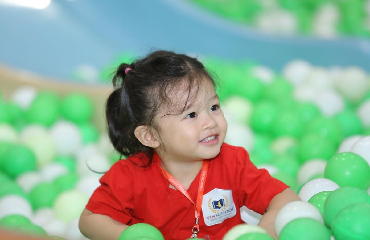 Opening Day Of Vinschool Smart City Kindergarten