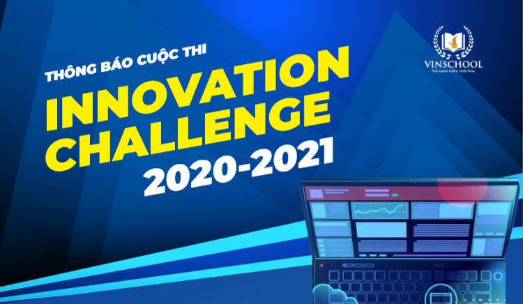 The 2020-2021 Innovation Challenge Announcement