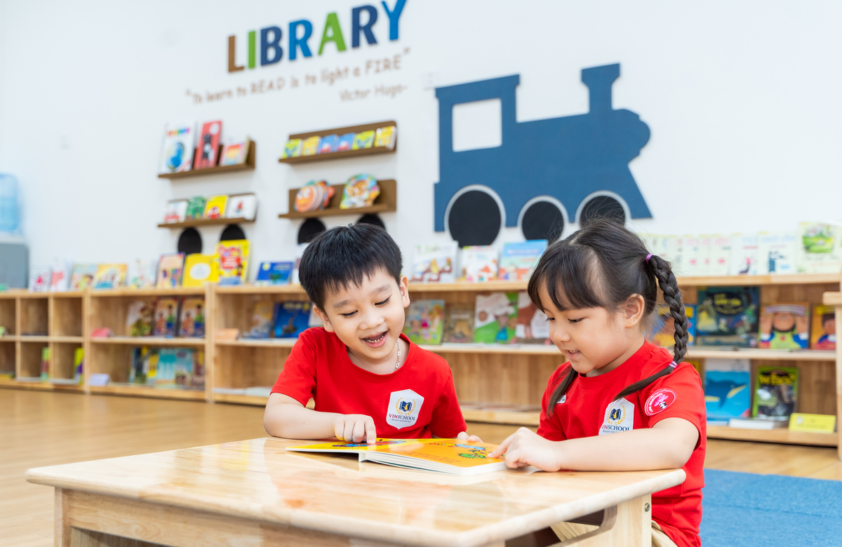 Grand opening of Vinschool Smart City Kindergarten