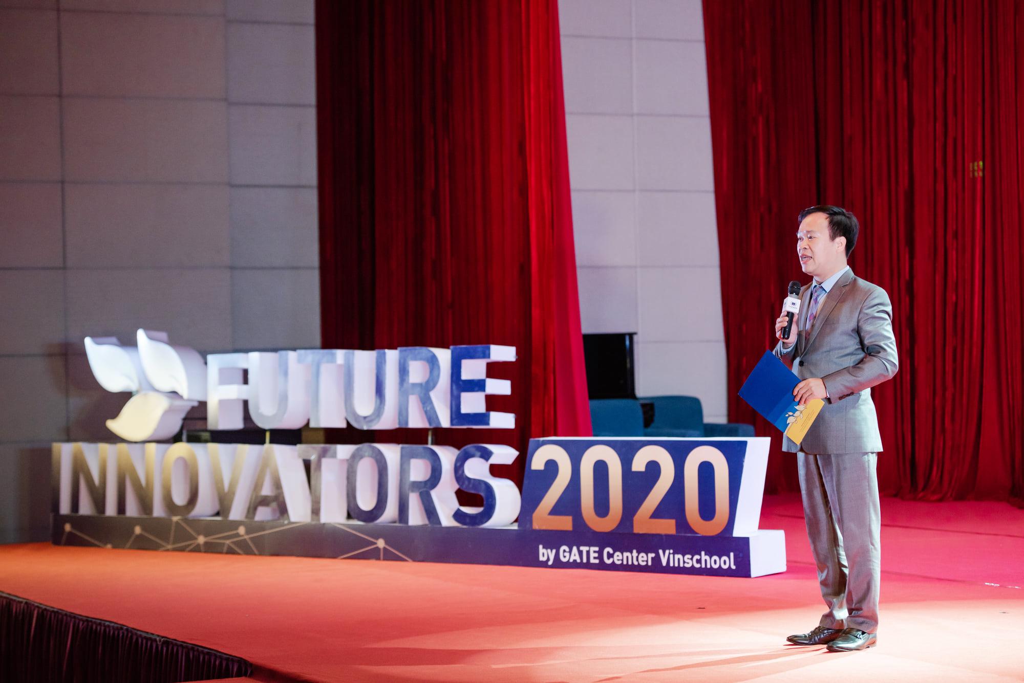 Lễ khai mạc Cuộc thi Future Innovators 2020