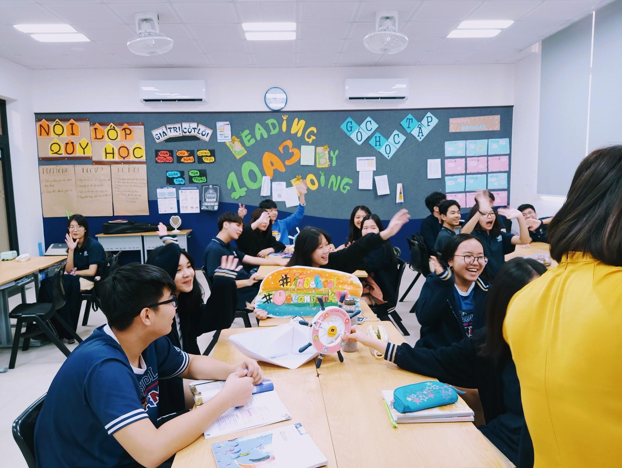 kết nối học tập trực tuyến