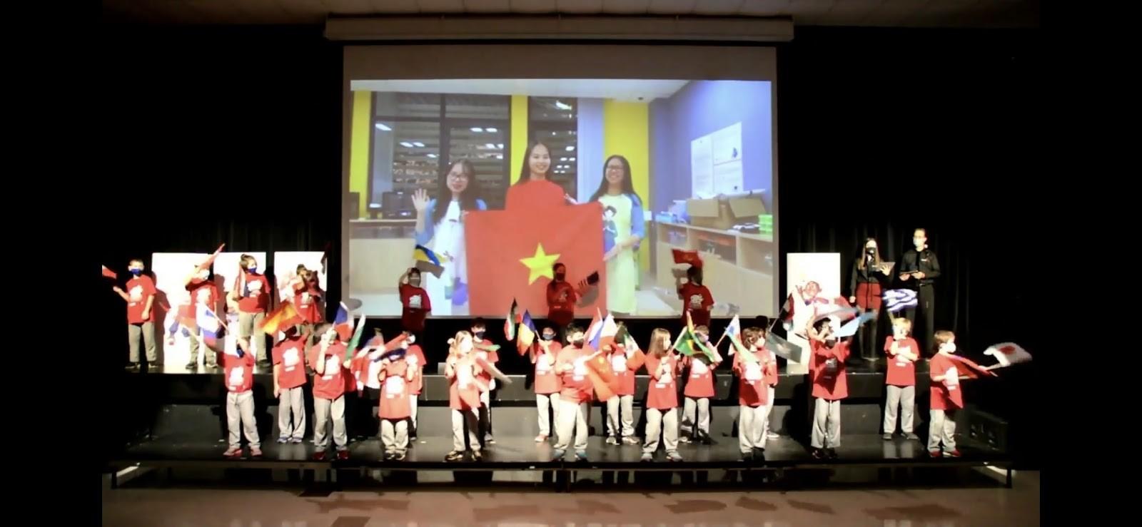 Vinser đạt giải robot quốc tế