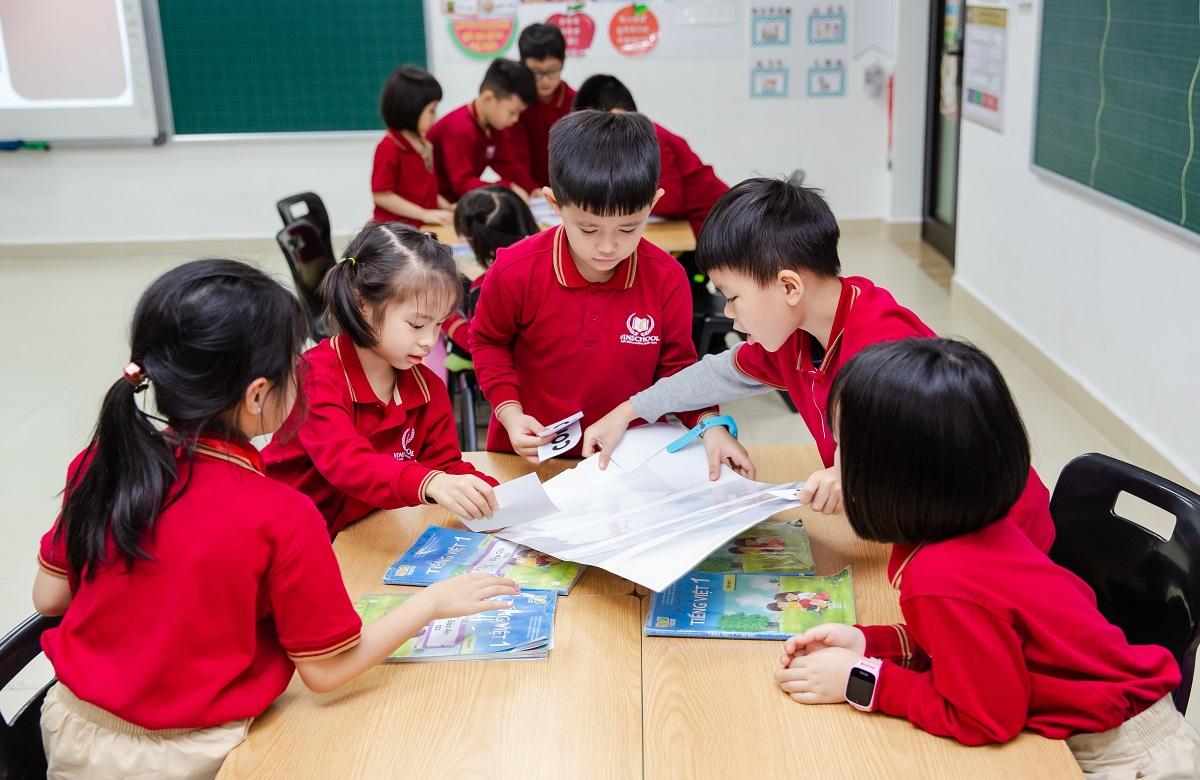 Một Tiết Tiếng Việt Của Vinsers Lớp 1 Diễn Ra Như Thế Nào?