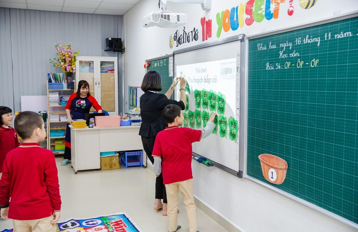 dạy học tích hợp trong môn tiếng việt ở tiểu học