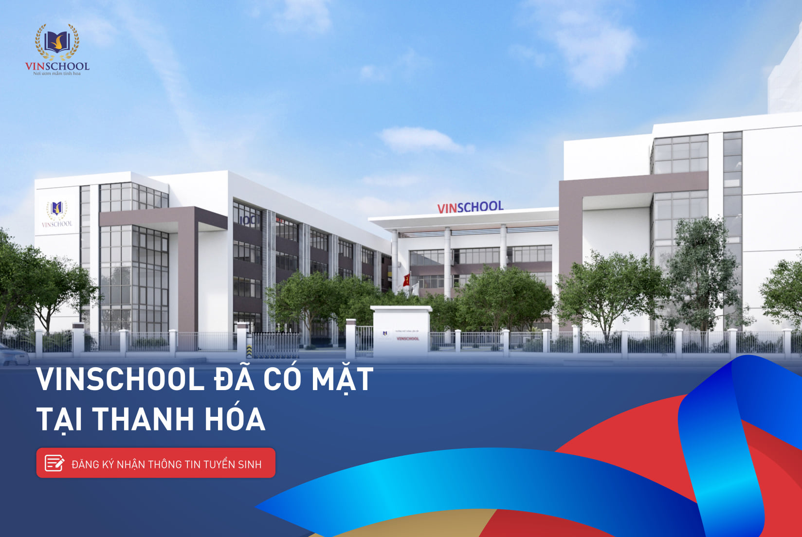 Vinschool's expansion into Thanh Hoa Province