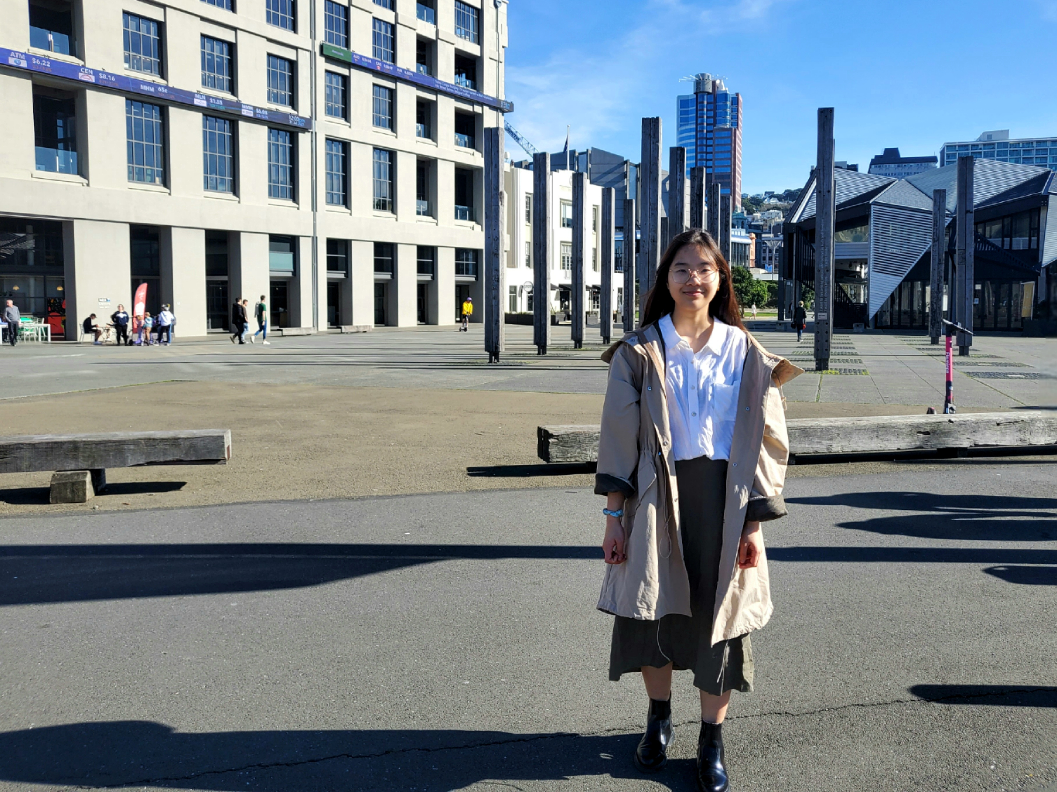 Alumnus Nguyen Thi Mai Anh joins the developer circle in New Zealand