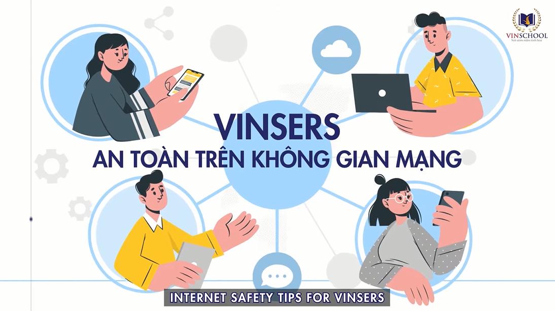 An toàn trên không gian mạng khi học online tại nhà