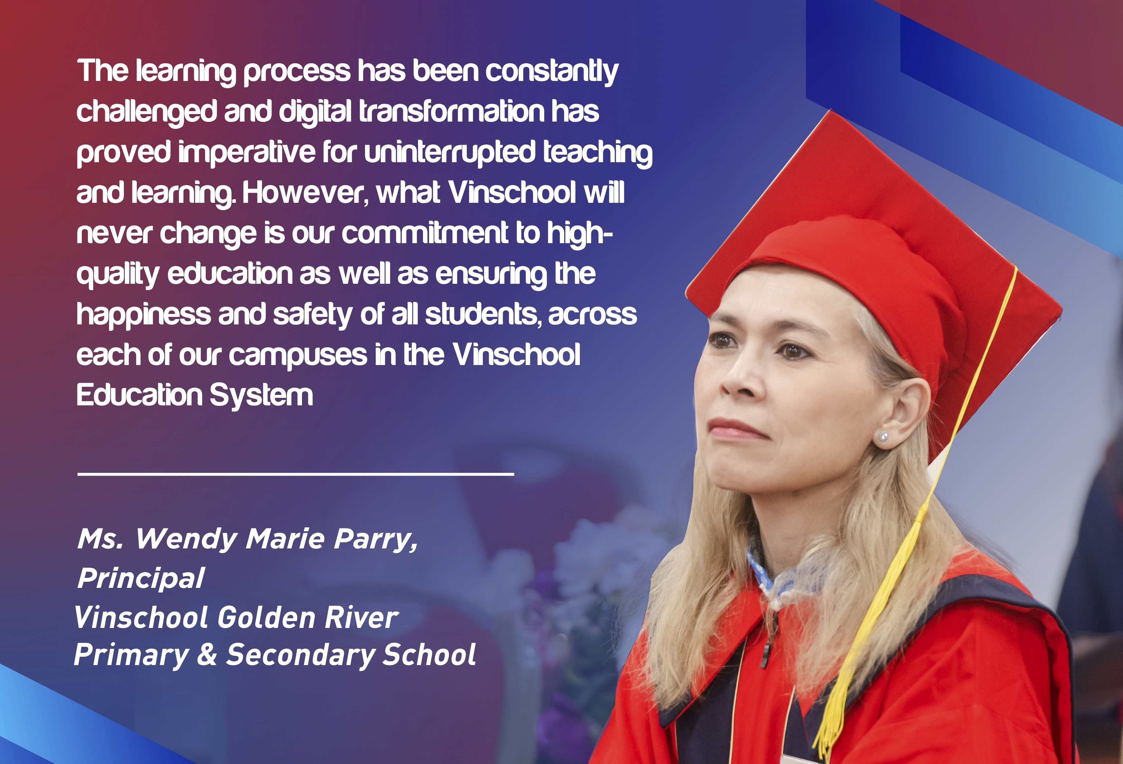Vinschool and our commitment to wellbeing
